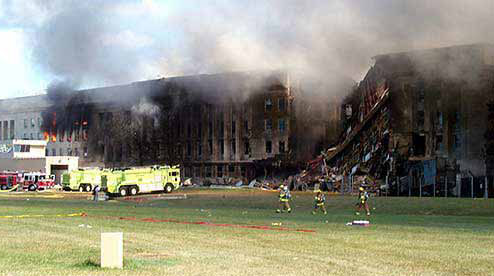 September 11 2001 Pentagon