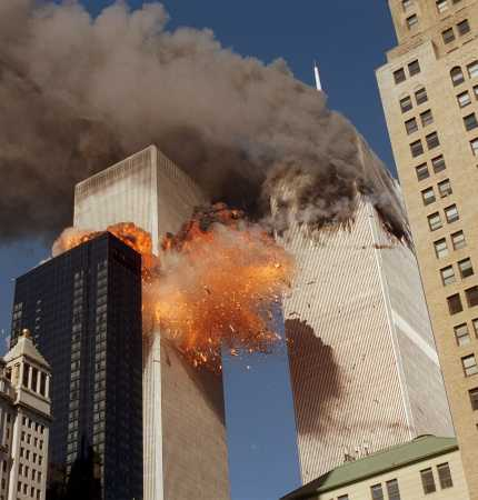 9 11 Review Jets Impact The Twin Towers