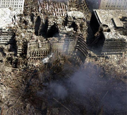 World Trade Center Attack Images