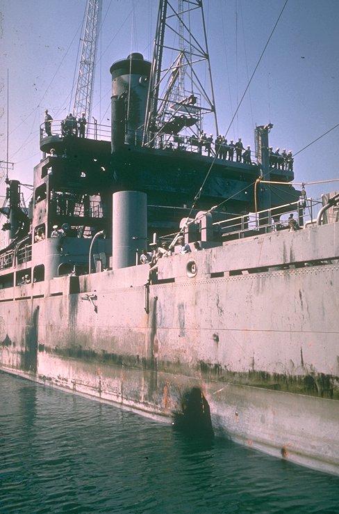 """opération - Les """"False Flag"""" dans l'Histoire (Opération sous fausse bannière) Liberty0031"""